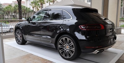 2015 Porsche Macan Turbo -- Looking Amazing, Athletic and Nimble -- 50+ Real-Life Photos Inside and Out 25