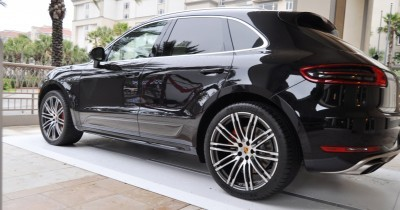 2015 Porsche Macan Turbo -- Looking Amazing, Athletic and Nimble -- 50+ Real-Life Photos Inside and Out 26