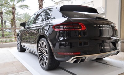 2015 Porsche Macan Turbo -- Looking Amazing, Athletic and Nimble -- 50+ Real-Life Photos Inside and Out 27