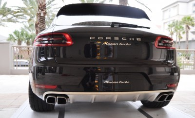 2015 Porsche Macan Turbo -- Looking Amazing, Athletic and Nimble -- 50+ Real-Life Photos Inside and Out 28