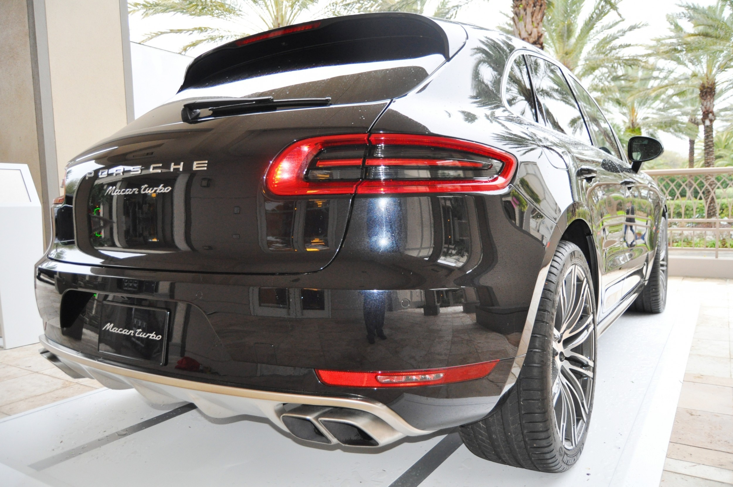 2015 Porsche Macan Turbo -- Looking Amazing, Athletic and Nimble -- 50+ Real-Life Photos Inside and Out 30
