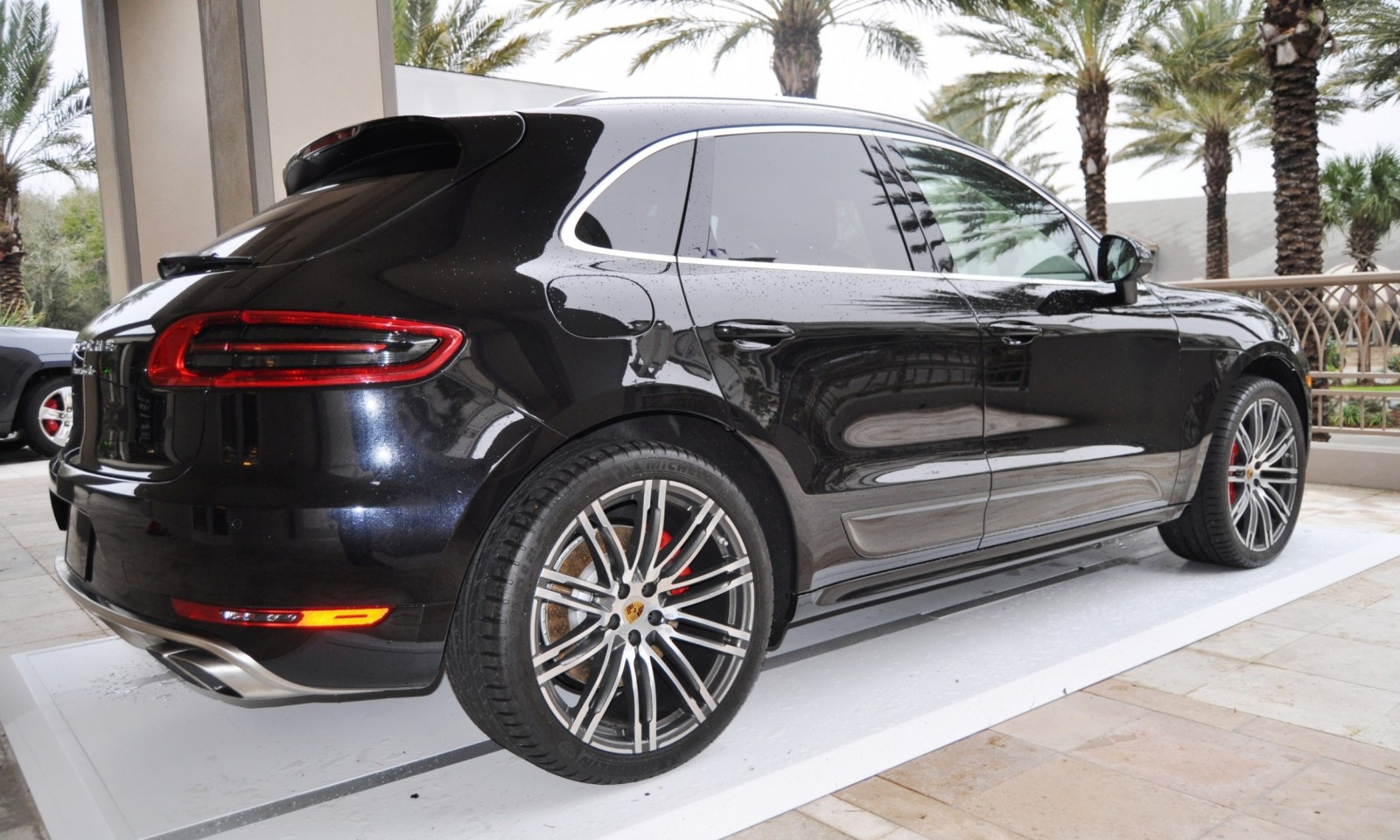 Updated With 50 New Photos 2015 Porsche Macan S And