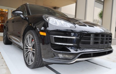 2015 Porsche Macan Turbo -- Looking Amazing, Athletic and Nimble -- 50+ Real-Life Photos Inside and Out 35
