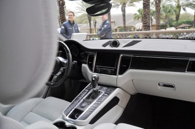 2015 Porsche Macan Turbo -- Looking Amazing, Athletic and Nimble -- 50+ Real-Life Photos Inside and Out 40