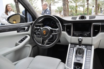 2015 Porsche Macan Turbo -- Looking Amazing, Athletic and Nimble -- 50+ Real-Life Photos Inside and Out 42