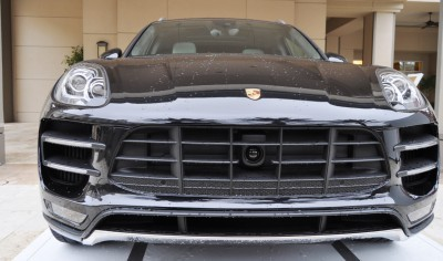 2015 Porsche Macan Turbo -- Looking Amazing, Athletic and Nimble -- 50+ Real-Life Photos Inside and Out 5