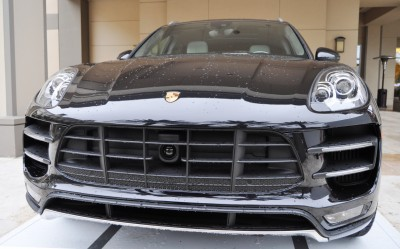 2015 Porsche Macan Turbo -- Looking Amazing, Athletic and Nimble -- 50+ Real-Life Photos Inside and Out 6