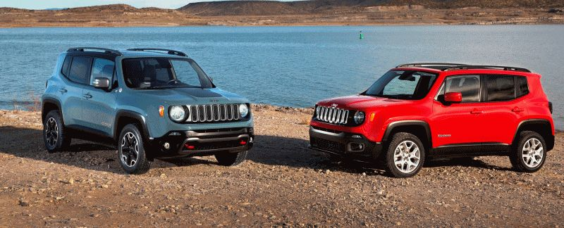 2015 Renegade Jeep is Laughable GIF 2