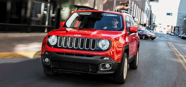 2015 Renegade Jeep is Laughable GIF