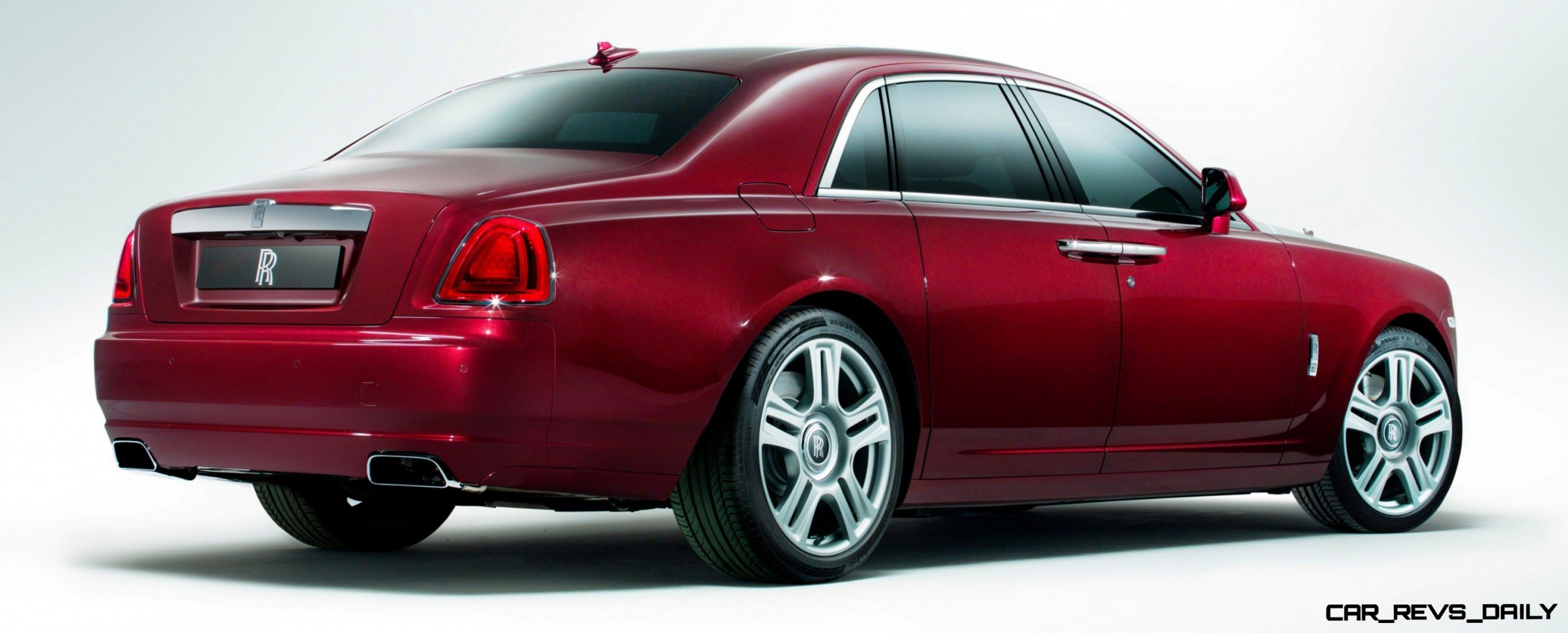 2015 Rolls-Royce GHOST Series II -- Geneva Debut 13