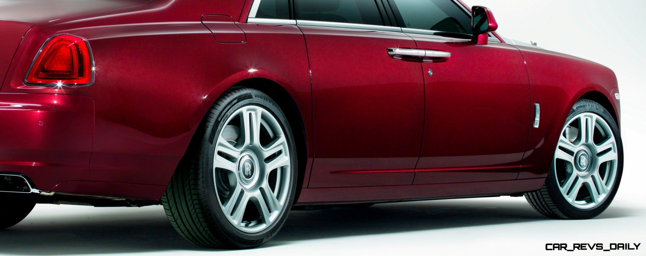 2015 Rolls-Royce GHOST Series II -- Geneva Debut 14