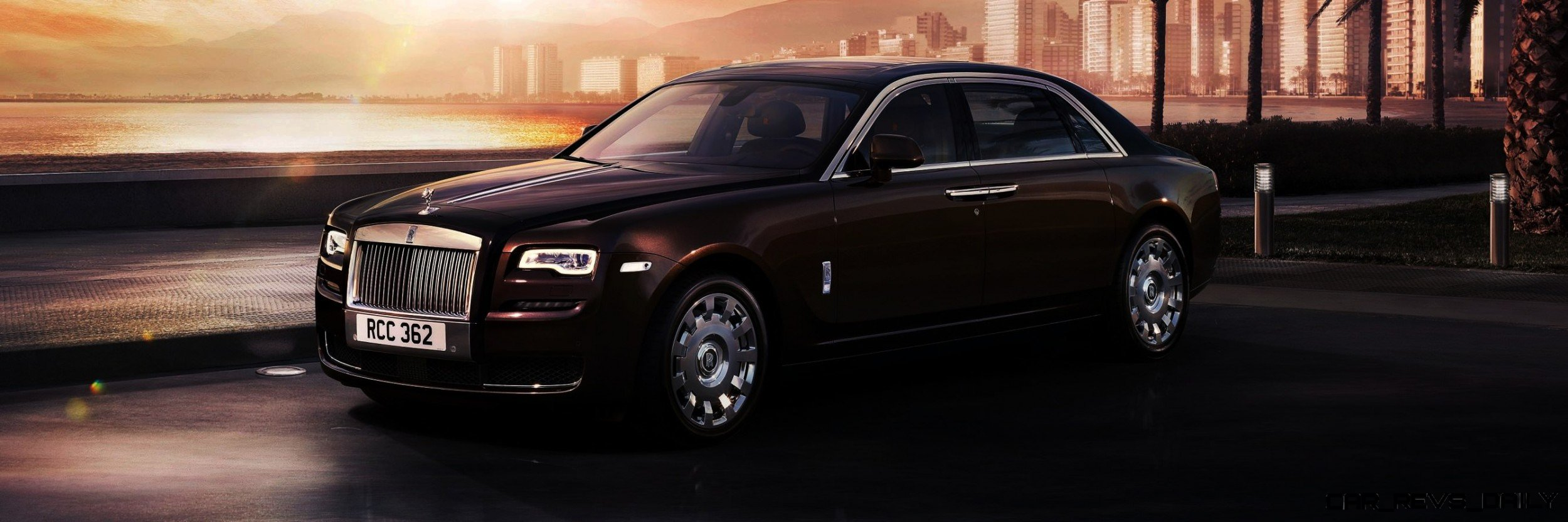 2015 Rolls-Royce GHOST Series II -- Geneva Debut 21
