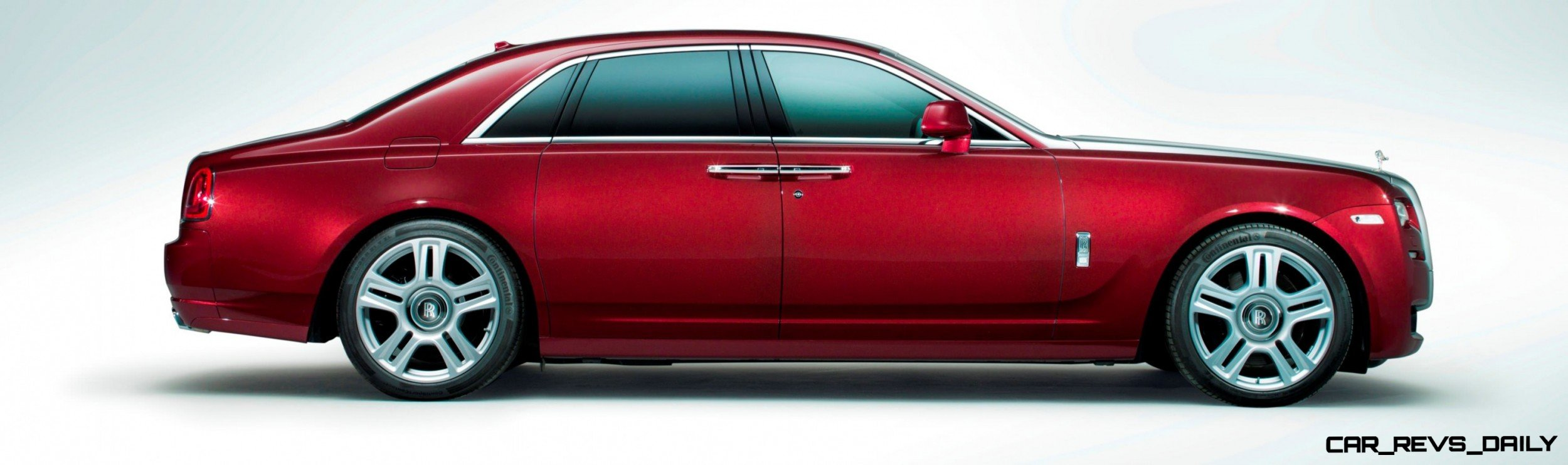 2015 Rolls-Royce GHOST Series II -- Geneva Debut 3