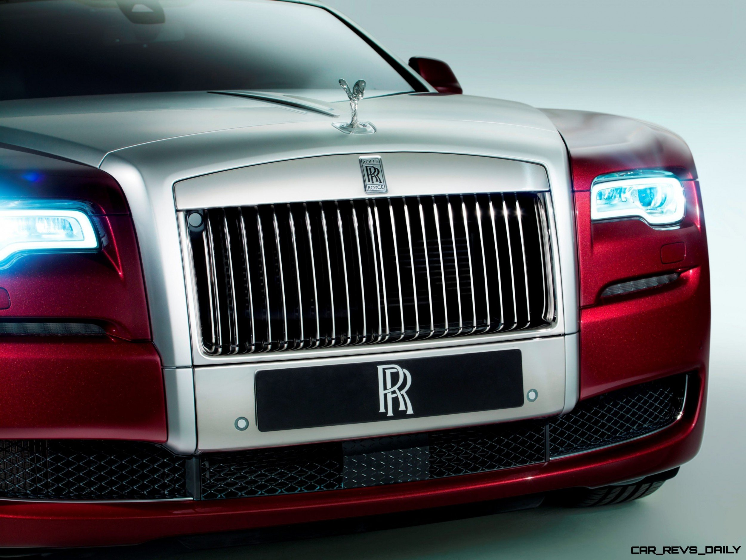 2015 Rolls-Royce GHOST Series II -- Geneva Debut 4