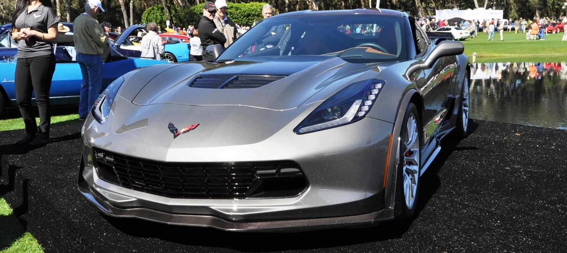 2015 Z06 -- First Outdoor Showing -- Forthcoming Chevrolet Corvette Track Monster Holds Still For 26 High-Res Photos 1