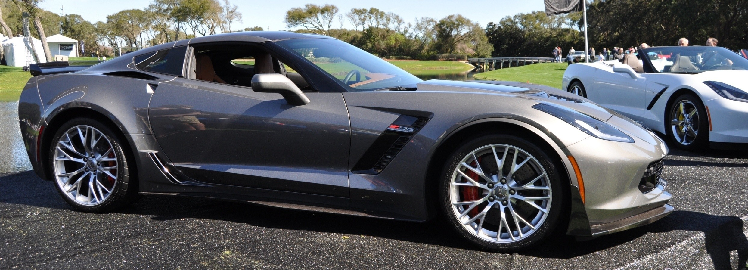 2015 Z06 -- First Outdoor Showing -- Forthcoming Chevrolet Corvette Track Monster Holds Still For 26 High-Res Photos 10