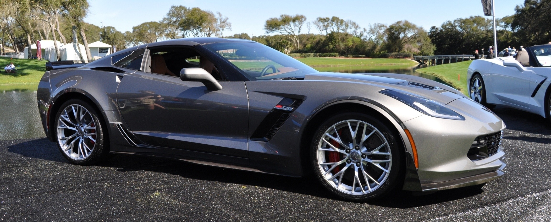 2015 Z06 -- First Outdoor Showing -- Forthcoming Chevrolet Corvette Track Monster Holds Still For 26 High-Res Photos 9