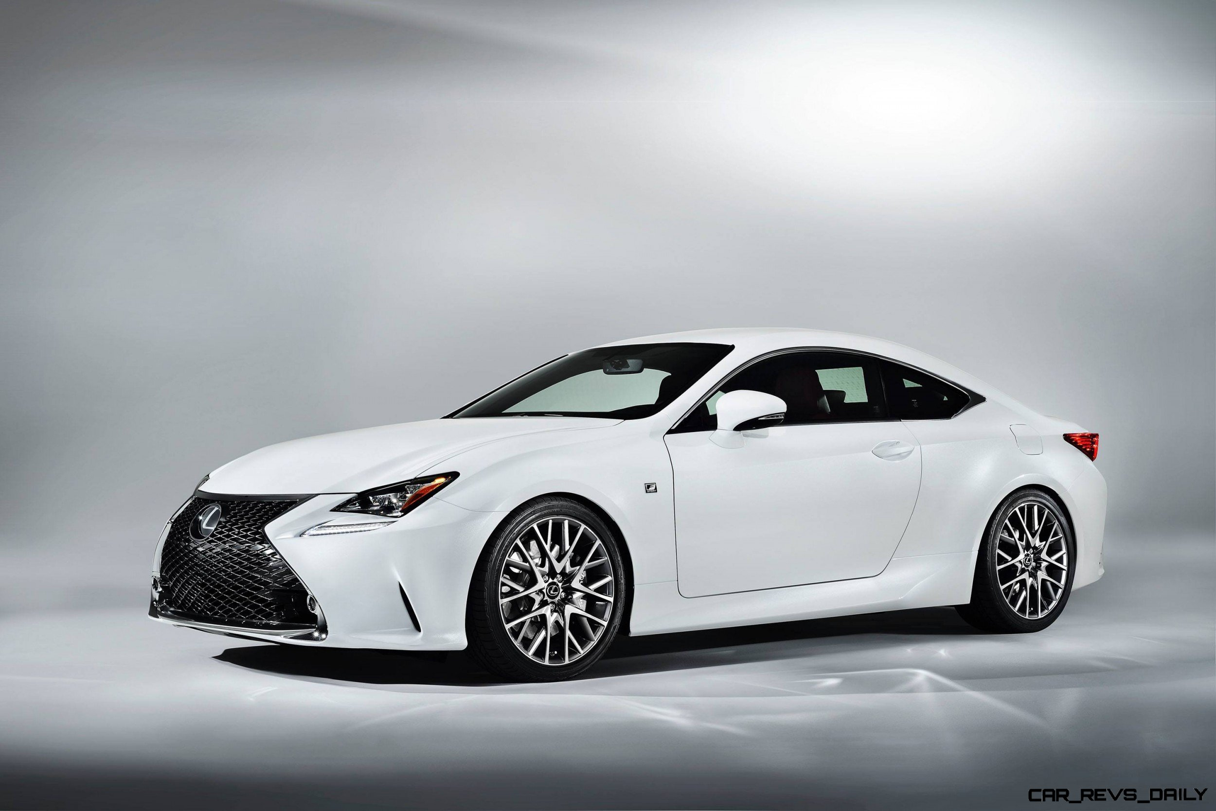 Lexus RC F Sport EXCLUSIVE Speed Auto AWD WS And - Best midsize sports car