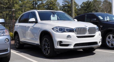~2016 BMW X7 Officially Joins X3, X4, X5 and X6 With Global Spartanburg Hub -- Plant to Hit 450,000 Units 1