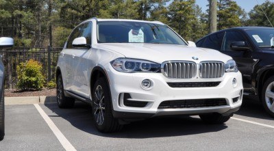 ~2016 BMW X7 Officially Joins X3, X4, X5 and X6 With Global Spartanburg Hub -- Plant to Hit 450,000 Units 2