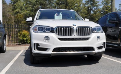 ~2016 BMW X7 Officially Joins X3, X4, X5 and X6 With Global Spartanburg Hub -- Plant to Hit 450,000 Units 3