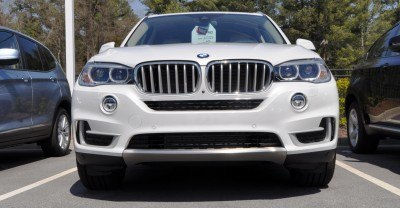 ~2016 BMW X7 Officially Joins X3, X4, X5 and X6 With Global Spartanburg Hub -- Plant to Hit 450,000 Units 4