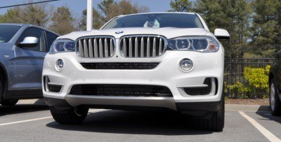 ~2016 BMW X7 Officially Joins X3, X4, X5 and X6 With Global Spartanburg Hub -- Plant to Hit 450,000 Units 5
