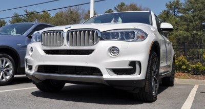 ~2016 BMW X7 Officially Joins X3, X4, X5 and X6 With Global Spartanburg Hub -- Plant to Hit 450,000 Units 6