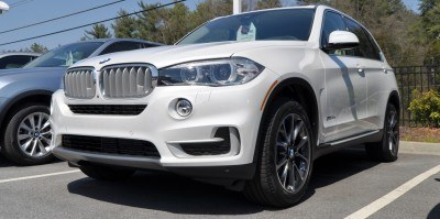 ~2016 BMW X7 Officially Joins X3, X4, X5 and X6 With Global Spartanburg Hub -- Plant to Hit 450,000 Units 7