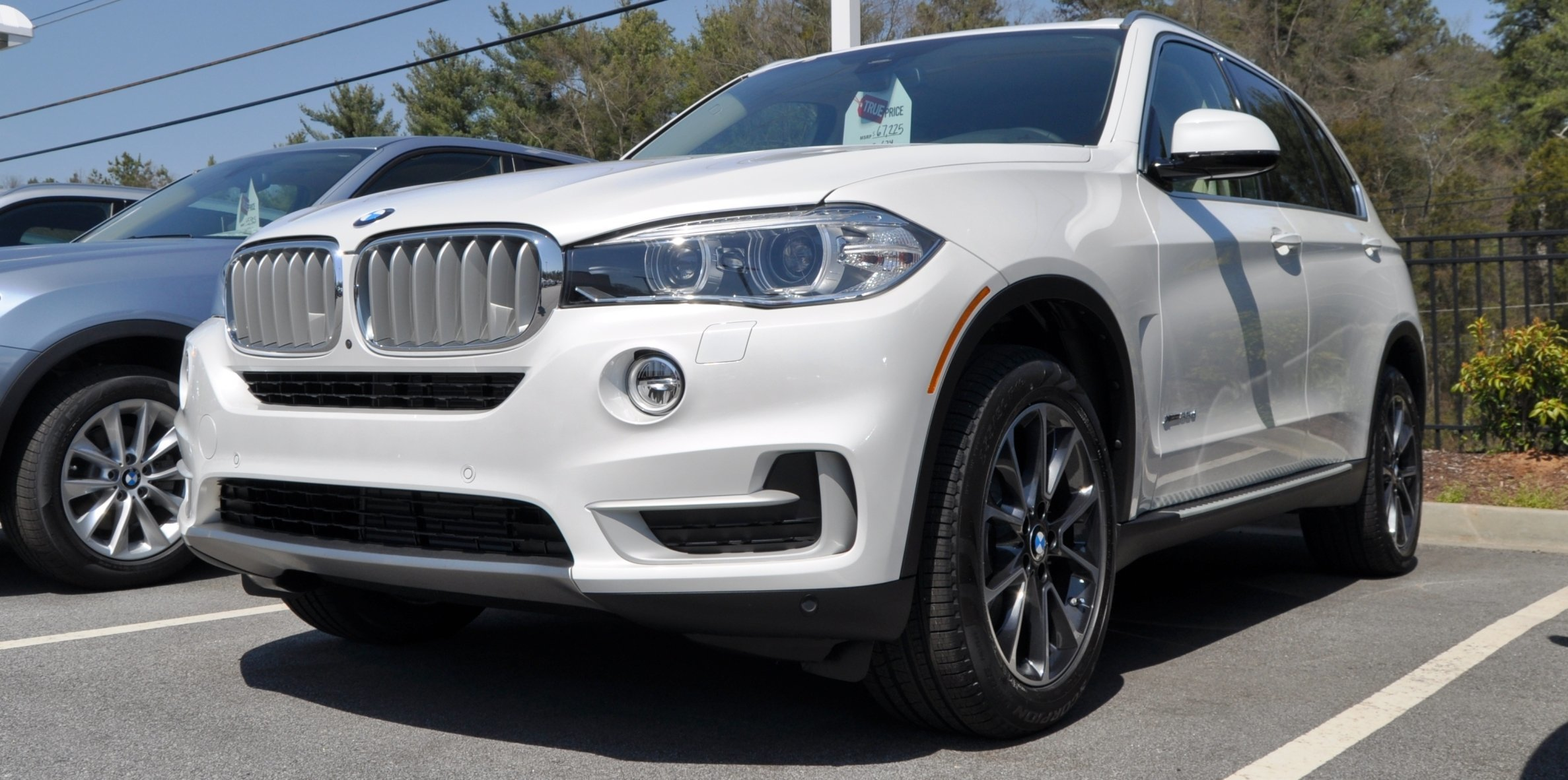 2016 BMW X7 Officially Joins X3 X4 X5 And X6 With Global Spartanburg