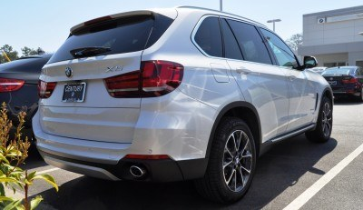 ~2016 BMW X7 Officially Joins X3, X4, X5 and X6 With Global Spartanburg Hub -- Plant to Hit 450,000 Units 8