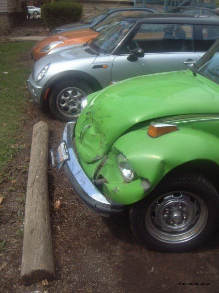 36984178173306997 36984178173306998 Walter, my proud 1975 Volkswagen SuperBeetle - accident_7125040267_o