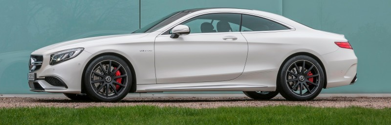 Mercedes-Benz S 63 AMG Coupé (C 217) 2014