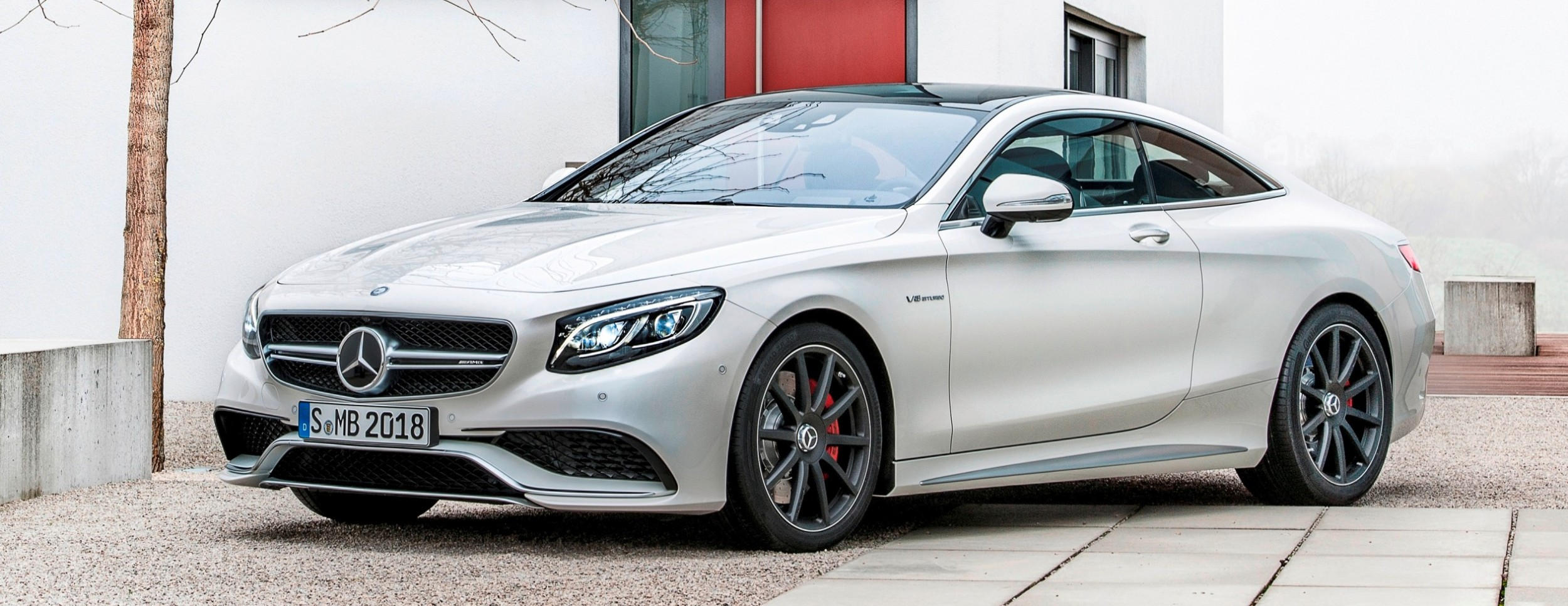 White Knights Of The Star Table 585hp S63 Amg Coupe