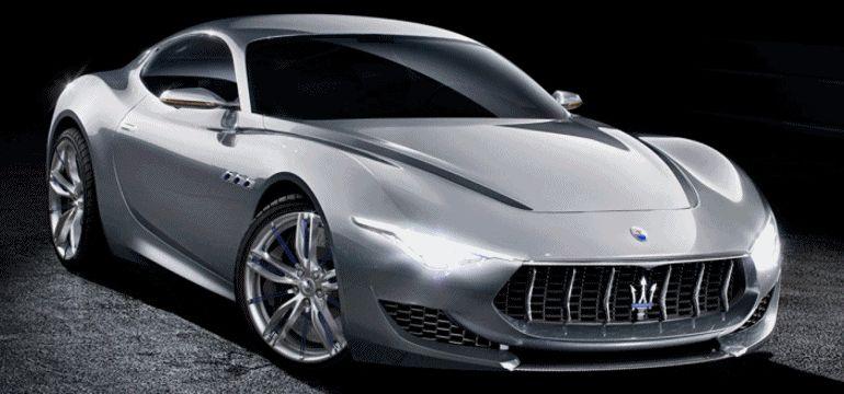 Alfieri Maserati Concept  GIF1 Header fill