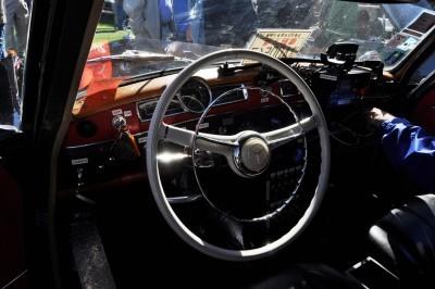 Amelia Concours -- Marque Showcases -- Mercedes-Benz 219 Peking-to-Paris, 220SE (Coupe), 250SL Pagoda and Even 500E HAMMER 29