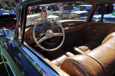 Amelia Concours -- Marque Showcases -- Mercedes-Benz 219 Peking-to-Paris, 220SE (Coupe), 250SL Pagoda and Even 500E HAMMER 47
