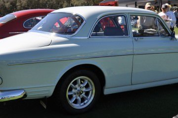Amelia Island 2014 -- Marque Highlights -- VOLVO PV444 and 122S Amazon Coupe -- Pre-Dating BMW 3 series Ancestors 15