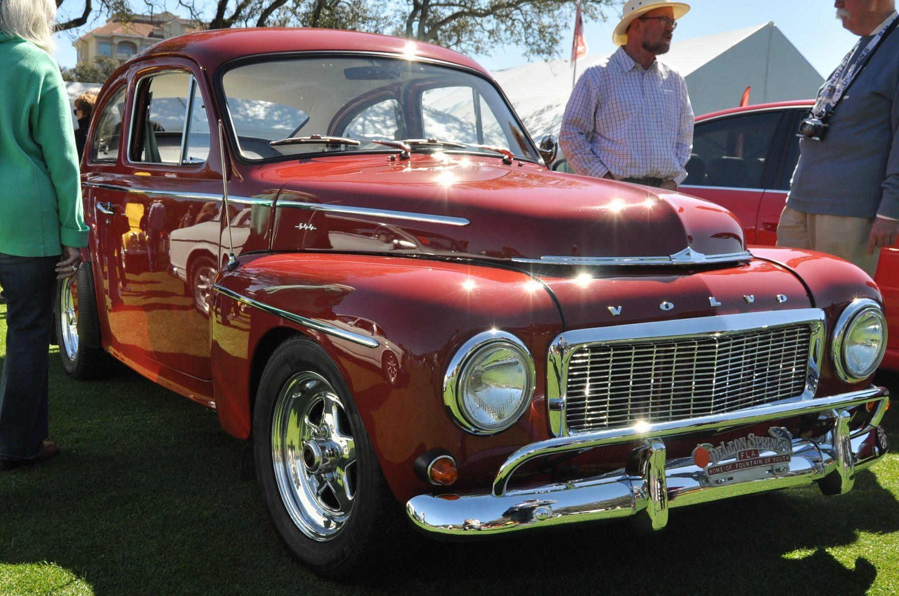 Amelia Island 2014 Marque Highlights Volvo Pv444 And
