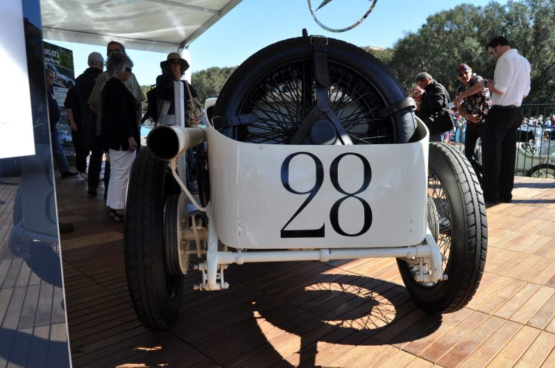 Amelia Island Time Capsules -- 1914 Mercedes-Benz GP Car in 25 Original, High-Res Photos 17