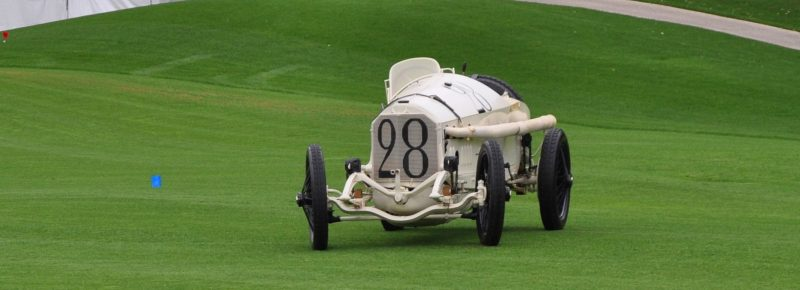 Amelia Island Time Capsules -- 1914 Mercedes-Benz GP Car in 25 Original, High-Res Photos 3