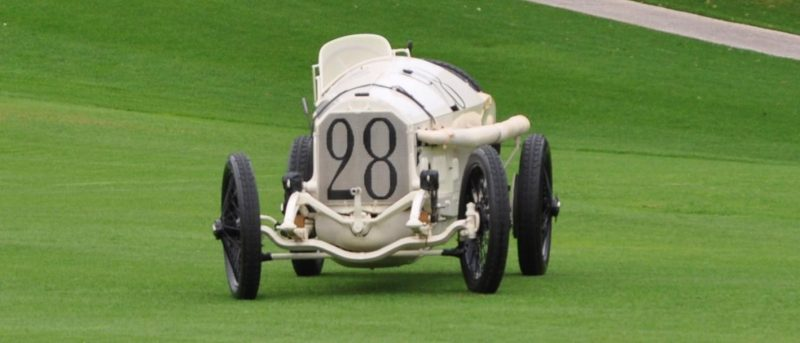 Amelia Island Time Capsules -- 1914 Mercedes-Benz GP Car in 25 Original, High-Res Photos 4