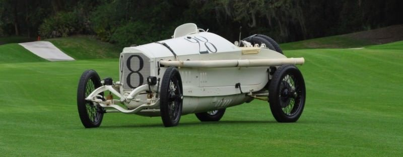 Amelia Island Time Capsules -- 1914 Mercedes-Benz GP Car in 25 Original, High-Res Photos 5
