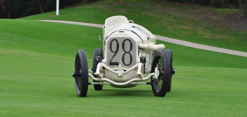 Amelia Island Time Capsules -- 1914 Mercedes-Benz GP Car in 25 Original, High-Res Photos 7