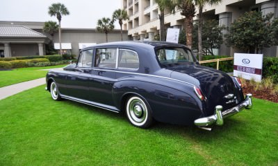 Amelia Time Capsules -- 1960 Rolls-Royce Phantom V Limo by Park Ward -- 60 Delightful Photos 10