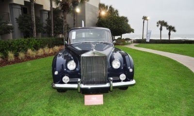 Amelia Time Capsules -- 1960 Rolls-Royce Phantom V Limo by Park Ward -- 60 Delightful Photos 12