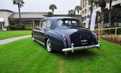 Amelia Time Capsules -- 1960 Rolls-Royce Phantom V Limo by Park Ward -- 60 Delightful Photos 13