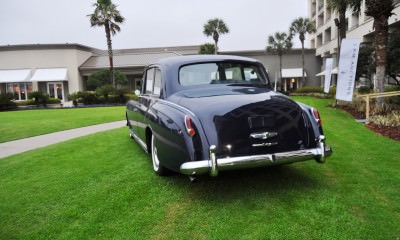 Amelia Time Capsules -- 1960 Rolls-Royce Phantom V Limo by Park Ward -- 60 Delightful Photos 14