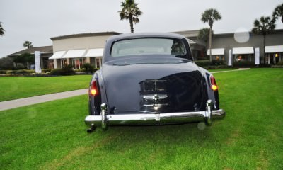 Amelia Time Capsules -- 1960 Rolls-Royce Phantom V Limo by Park Ward -- 60 Delightful Photos 16