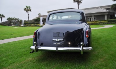 Amelia Time Capsules -- 1960 Rolls-Royce Phantom V Limo by Park Ward -- 60 Delightful Photos 18